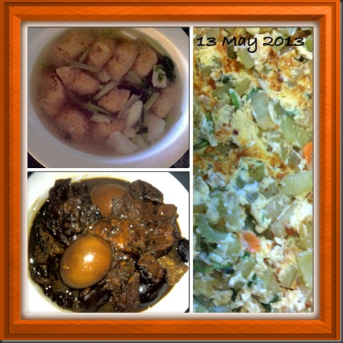 What I cooked today (家常便饭系列)- 13-5-2013 3