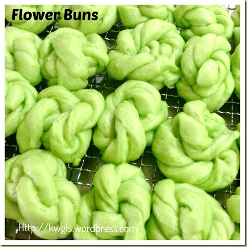 Time To Cleanse Your Body After Chinese New Year Feast–Flower Buns (花卷) 34
