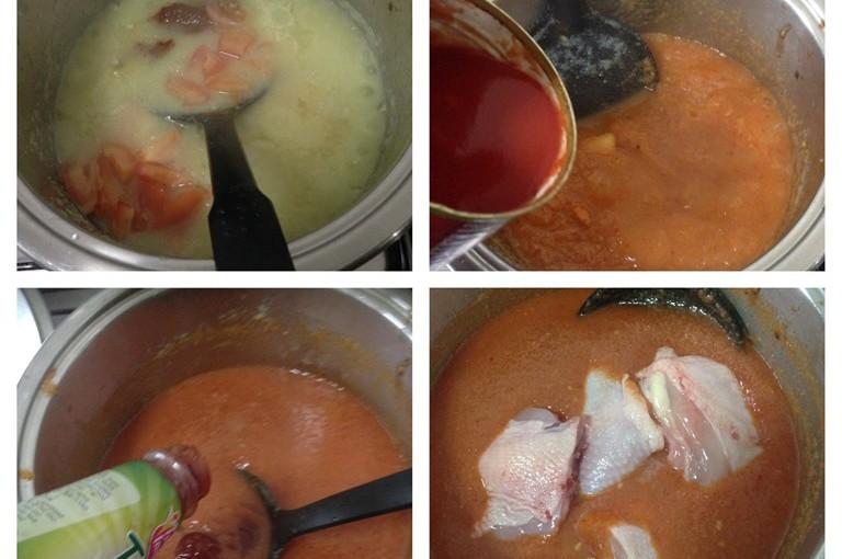 Nasi Tomato With Ayam Masak Merah (番茄饭) 46