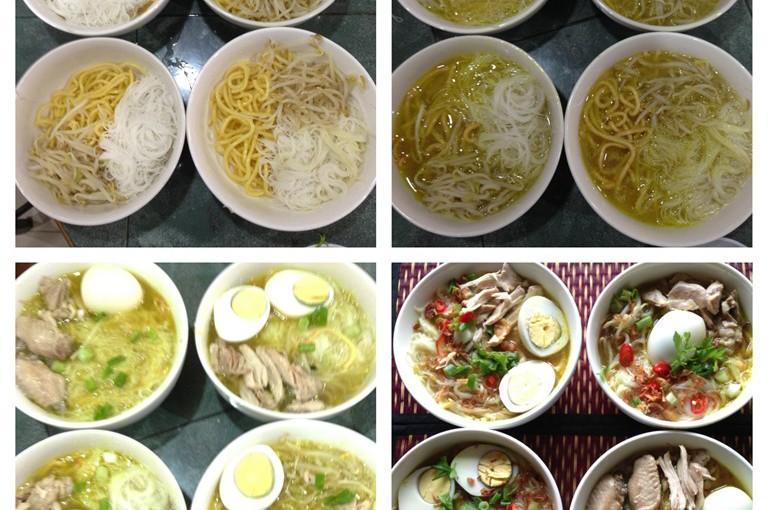 Mee Soto Ayam (马来鸡汤面) 73