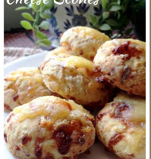 Cheese Scones (芝士司康饼) 31