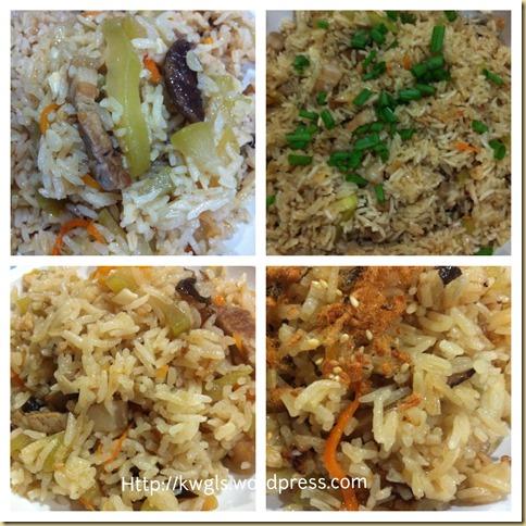 White Gourd Braised Rice (白莆焖饭) 10