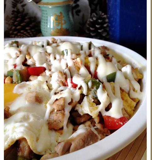 Sisig Chicken? Philippines Mayonnaise Chicken (菲律宾美乃滋鸡) 41