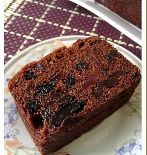 Steamed Fruit Cake or Kek Kukus Buah (杂果蒸糕) 42