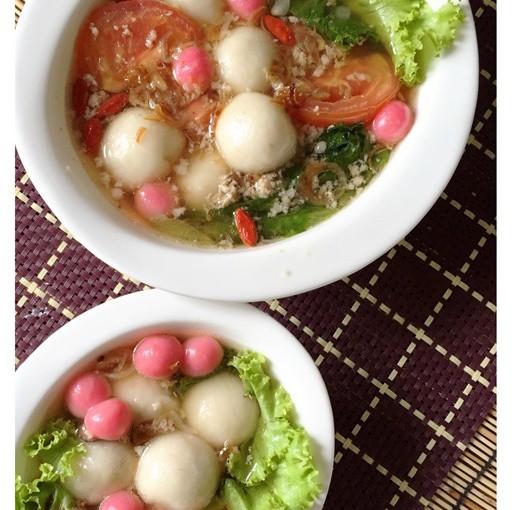 Hakka Savoury Tangyuan (客家咸汤圆) 29