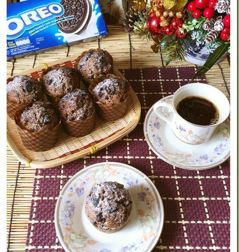 Oreo Muffins (Oreo 小松饼) 59
