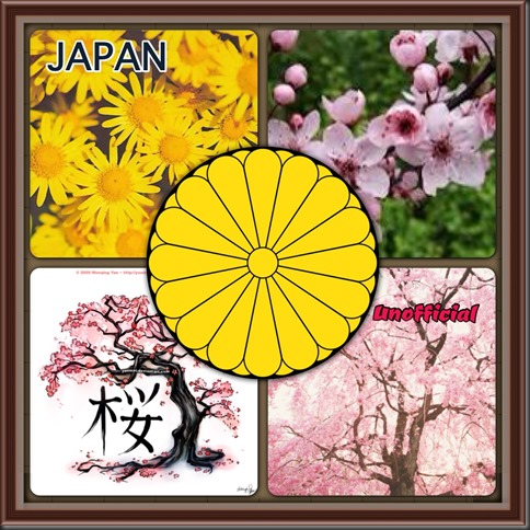 National Flower Series–East Asia 1–Japan–Chrysanthemum 3