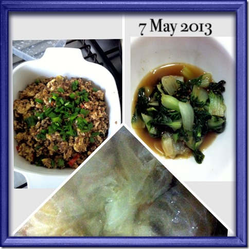 What I cooked today (家常便饭系列)- 7-5-2013 3