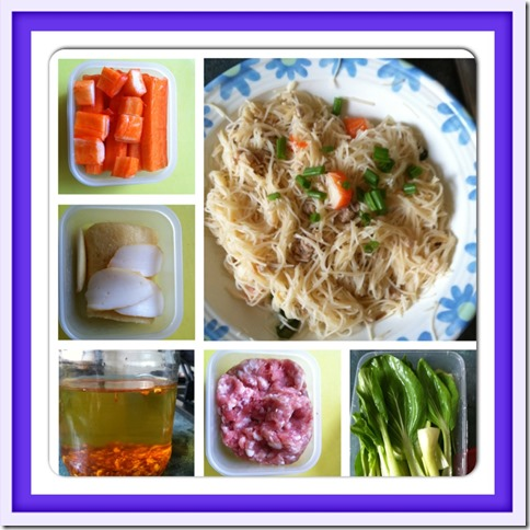 Food Preparation Series–Kolo Beehoon 2
