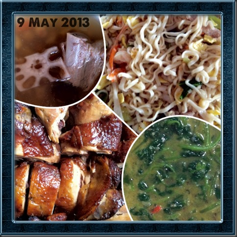 What I cooked today (家常便饭系列)- 9-5-2013 3
