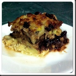 "Who Said Bread Puddings Must Be Prepared As Such…..Bread Puddings ""Reinvented"" 54"