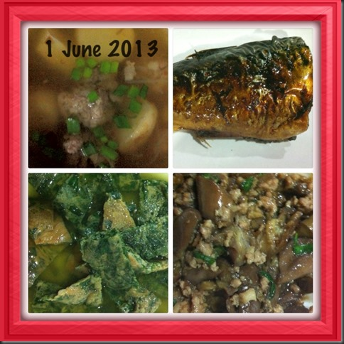 What I cooked today (家常便饭系列)- 1-6-2013 4