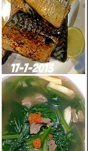 What I cooked today (家常便饭系列)- 17-7-2013 6