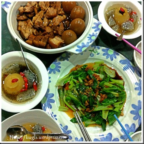 What I cooked today (家常便饭系列)- 18-7-2013 8
