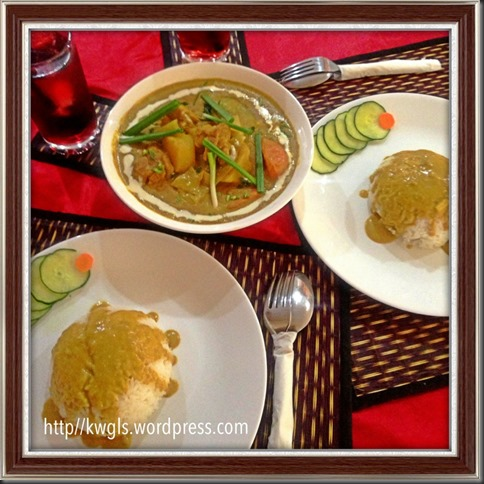 Special - What I cooked today (家常便饭系列)- 22-7-2013–Korma Chicken (科尔马鸡肉) 25