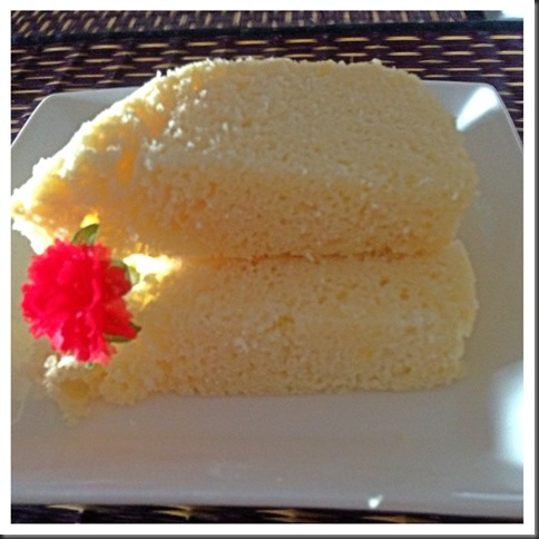 My Steamed Sponge Cake (Kuey Neng Ko) Is Full Of Gas。。。。 (汽水鸡蛋糕) 30