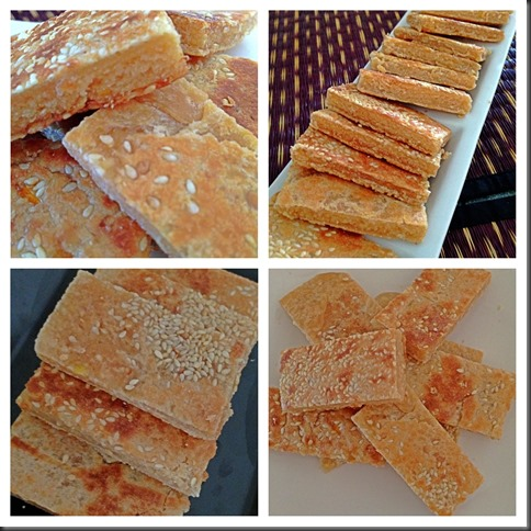 Re-Creating My Homesick Snack–Citrus Zested Kite Mooncake (风吹饼,风筝饼, 烘吹饼) 22