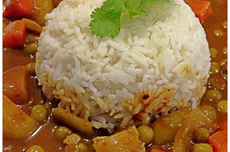 I Have Decided To Make My Own Japanese Curry Roux–Japanese Curry Chicken Rice 66