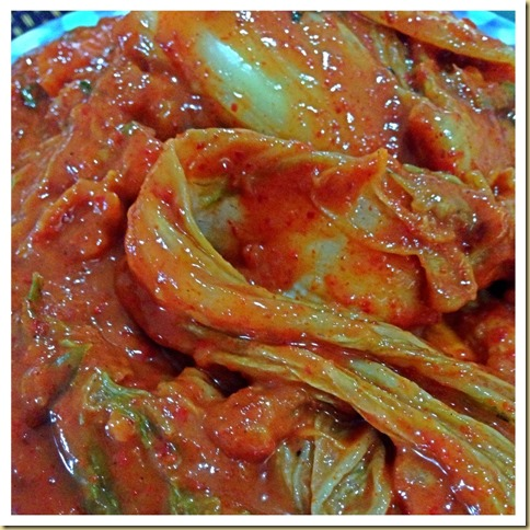 My Wife Is Not A Korean, But She Likes To Prepare This –Korean Kimchee 48