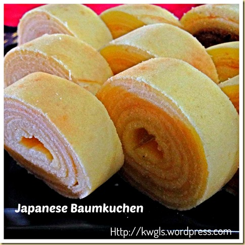 How About Rolling Your Pancake?– The German Layered Cake–Baumkuchen Or Japanese Ring Pancake (日式戒指煎饼) 36