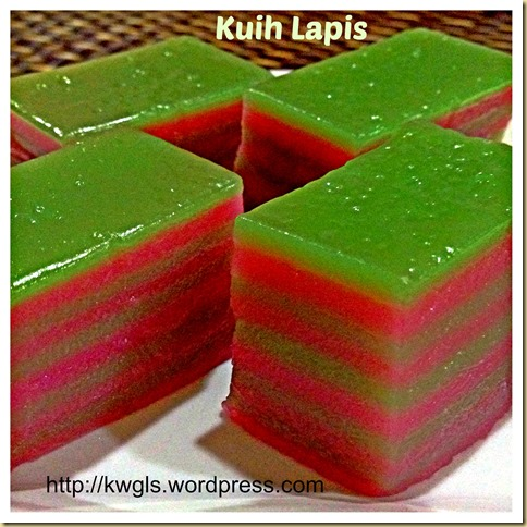 This Is Different From Kek Lapis, This is Kueh Lapis–Nonya Kueh Lapis 35