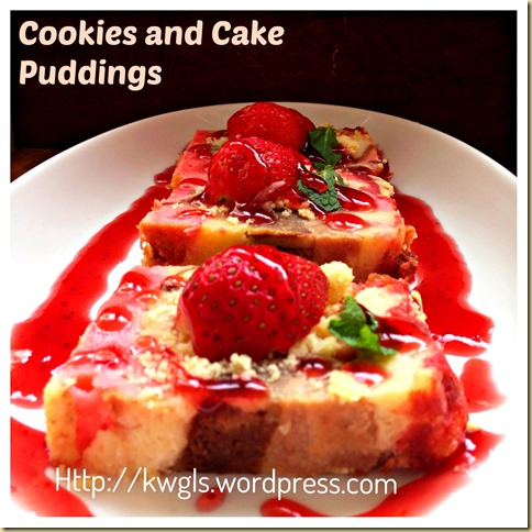 Lots Of Chinese New Year Goodies At Home And Don't Know What To Do With It?–Cookies and Cakes Puddings 36