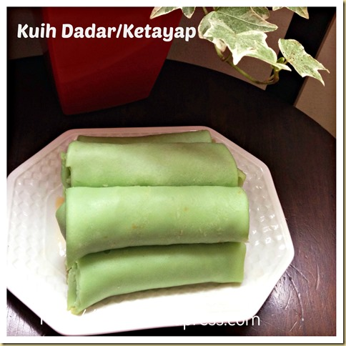 A Nonya/Malay Kuih That I Loved Very Much–Kuih Ketayap, Kuih Dadar (香兰椰丝卷) 39