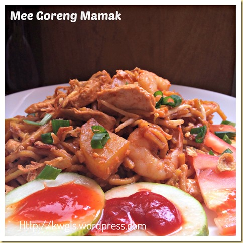 Uncle's Fried Noodles?–Mee Goreng Mamak (印度炒面) 39