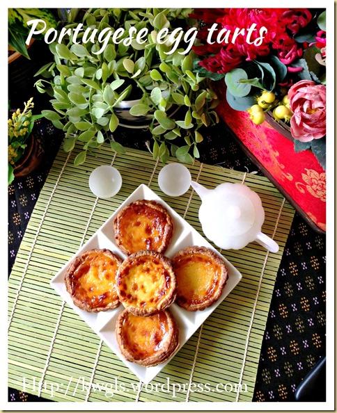 Portuguese Egg Tarts–Pastel De Nata (葡式蛋挞) 30