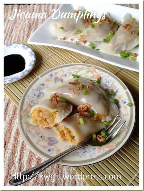 Soon Kuih Or Chai Kuih? Teochew Soon Kuih (笋粿) 2