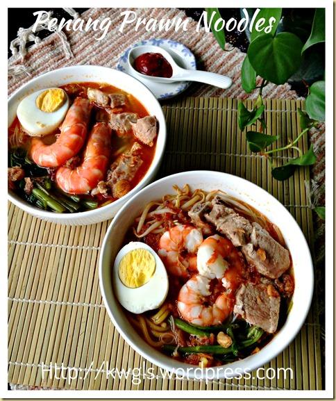 Prawn noodles? Hokkien noodles?… No, it is Penang Hokkien Prawn Noodles (槟城福建虾面) 45