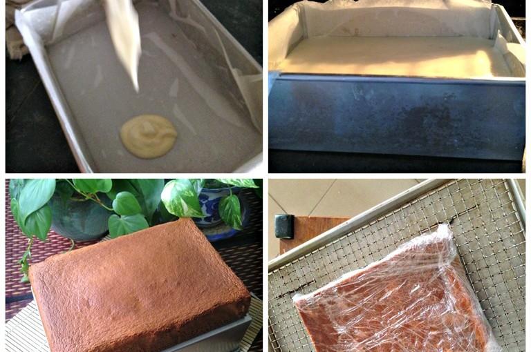 Let's Try A Japanese Honey Sponge Cake–Castella or Kasutera (カステラ, 长崎蛋糕) 44