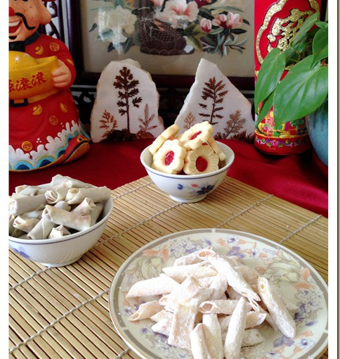 Snow White Mini Popiah Rolls 25