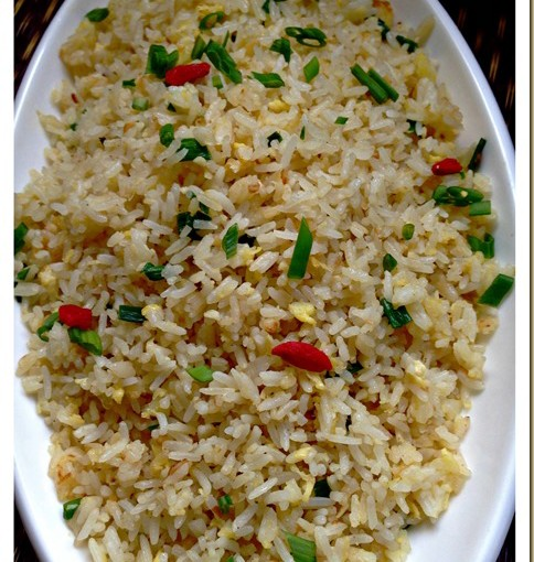 Basic Golden Fried Rice (黄金炒饭) 31