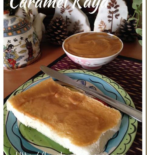 Coconut Egg Jam - Pandan Kaya (香兰加椰)And Caramel Kaya (焦糖加椰) 22