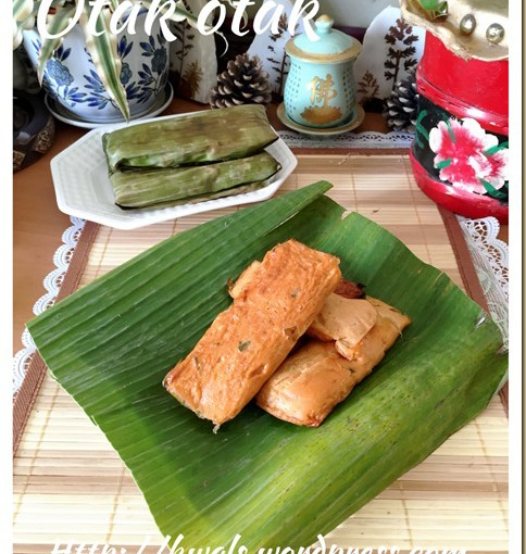Otak Is Not The Name, It Must Be Otak-Otak (鱼肉乌达) 30