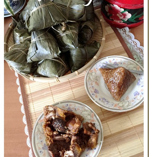 Time To Prepare Savoury Rice Dumpling (Bak Chang) (咸肉粽) 50
