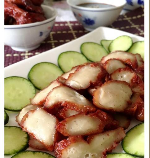 Gluten Vegetarian Char Siu (素叉烧) 42