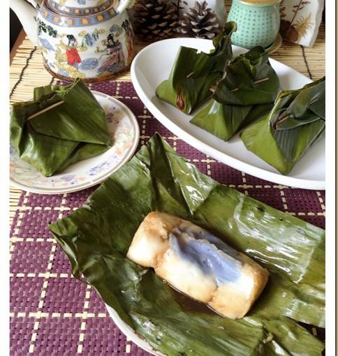 Kuih Bongkong or Kuih Jongkong (马来娘惹元宝/荷包糕) 6