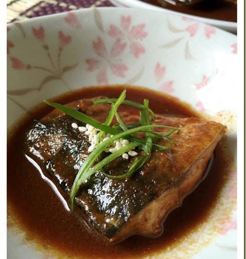 Miso Braised Saba (味增鲭鱼) 46
